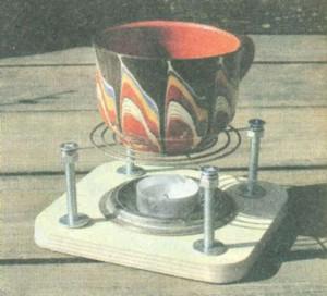 Грелка-горелка для кружки