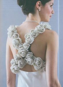 Розы цвета экрю для платы