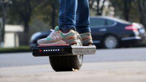 Одноколесные скейтборды