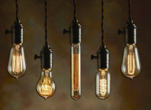 Лампочки Эдисона — как выбирать и где купить в Украине?